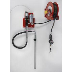 Flexbimec Kit de distribution d'huile pneumatique pour fûts de 208 l 2984MID - Publicité