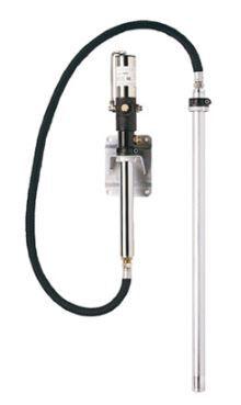 Flexbimec Pompe à huile pneumatique rapport de compression 3: 1 avec support à double effet pour la fixation flexible et membrane d'aspiration - pour les cubes 2032130