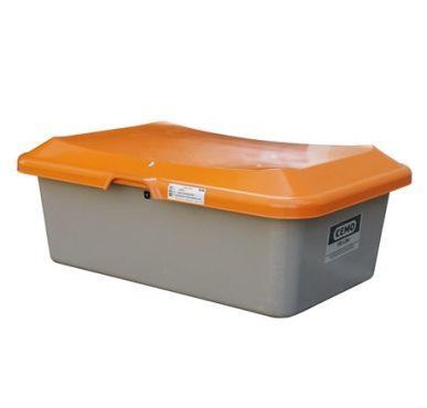Cemo France Bac à sel PFV PLUS3 100 - 400 l sans ouverture d'écoulement - sans passage de fourches Cemo 10564
