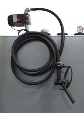 Thermobile Kit pompe électrique avec pistolet (220V / 24V / 12V) Thermobile 99.999.278