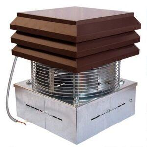 Gemi Elettronica Extracteur De Fumée Pour Cheminée - Aspirateur Ventilateur D'aspiration Électrique Modèle Base Gemi Elettronica GEMIBASE1 - Publicité
