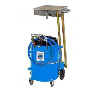 Algi Equipements récupérateur d'huile mobile 65 l spécial moto Algi 07791450 - Publicité