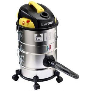 LAVOR Laveur de cendres Ashley KOMBO 4in1 avec conteneur Inox LAVOR 82430024 - Publicité