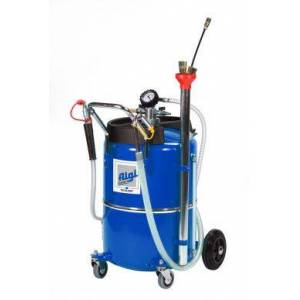 Algi Equipements Vidangeur aspirateur d'huile mobile Algi 07793100 - Publicité
