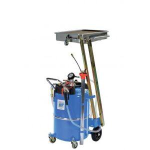 Algi Equipements Vidangeur aspirateur d'huile mobile avec pantographe Algi 07793450 - Publicité