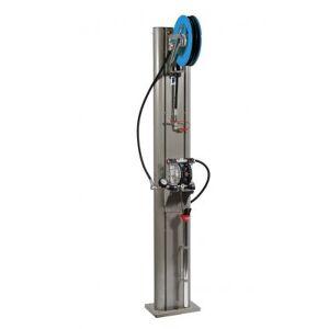 Algi Equipements Vidangeur d'huile sur potence avec pompe a membrane et enrouleur Algi 07793800 - Publicité