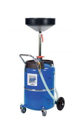 Algi Equipements récupérateur d'huile mobile avec cuve 65 à 120 l Algi 07791500