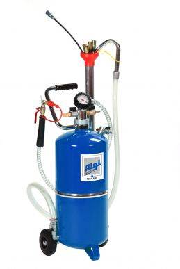 Algi Equipements Vidangeur aspirateur d'huile mobile Algi 07793100
