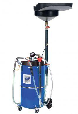 Algi Equipements Vidangeur aspirateur d'huile mobile 90 l Algi 07793000