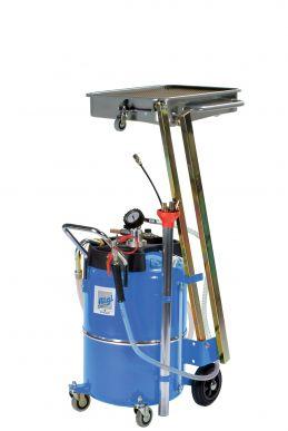 Algi Equipements Vidangeur aspirateur d'huile mobile avec pantographe Algi 07793450