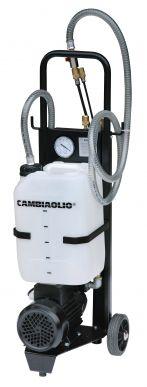 Algi Equipements Vidangeur aspirateur d'huile mobile électrique 10 l Algi 07634500