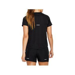 Asics Icon Ss Top Performance Black / Carrier Grey Femmes Taille XL - Publicité
