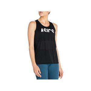 Asics New Esnt Gpx Tank Performance Black / Brilliant White Femmes Taille XS - Publicité