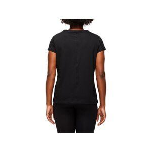 Asics Logo Graphic Tee Performance Black Femmes Taille L - Publicité