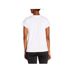 Asics Graphic Tee I Brilliant White Femmes Taille XL - Publicité
