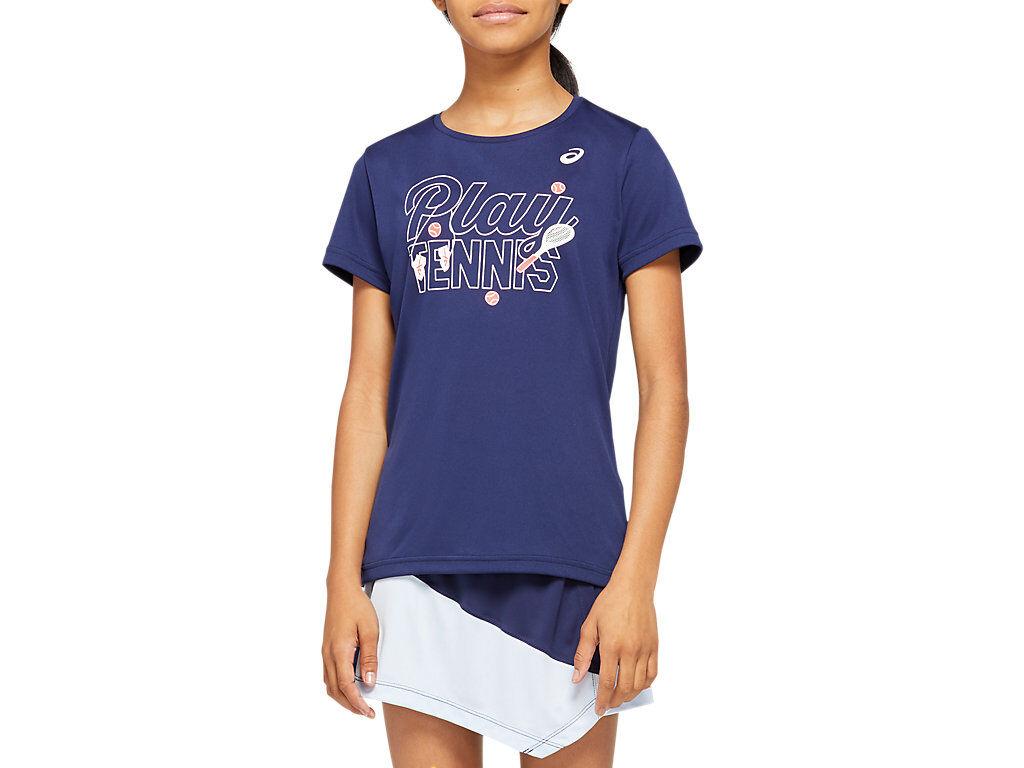 Asics Tennis G Kids Gpx T Peacoat Enfants Taille L