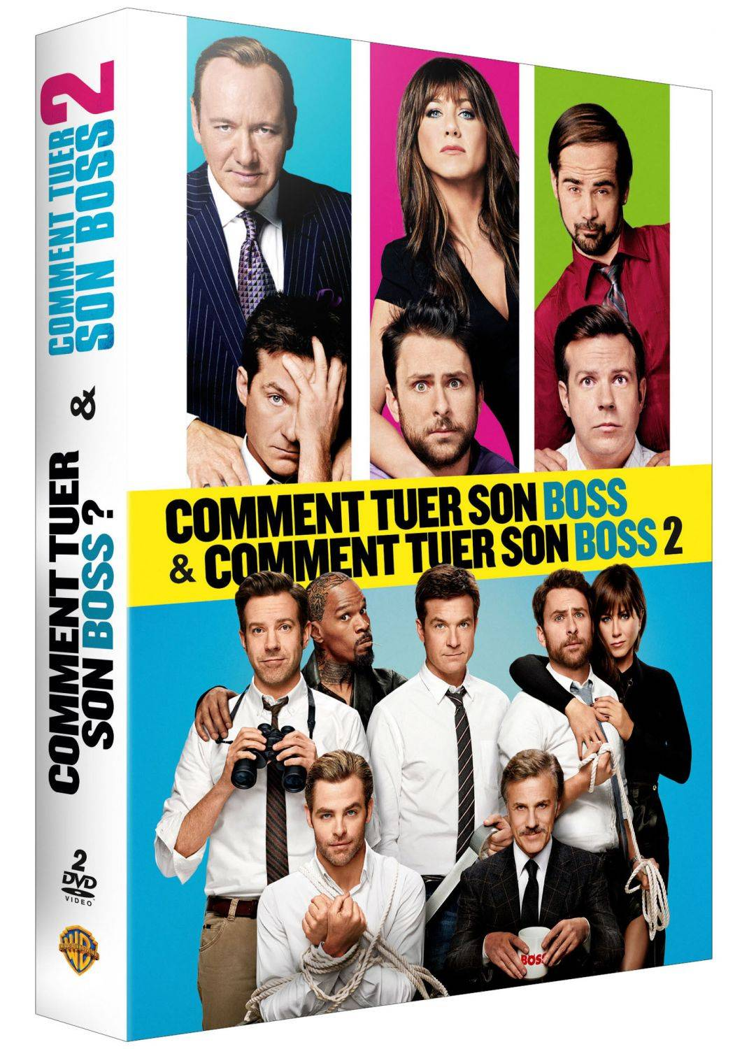 Comment tuer son boss 1 & 2