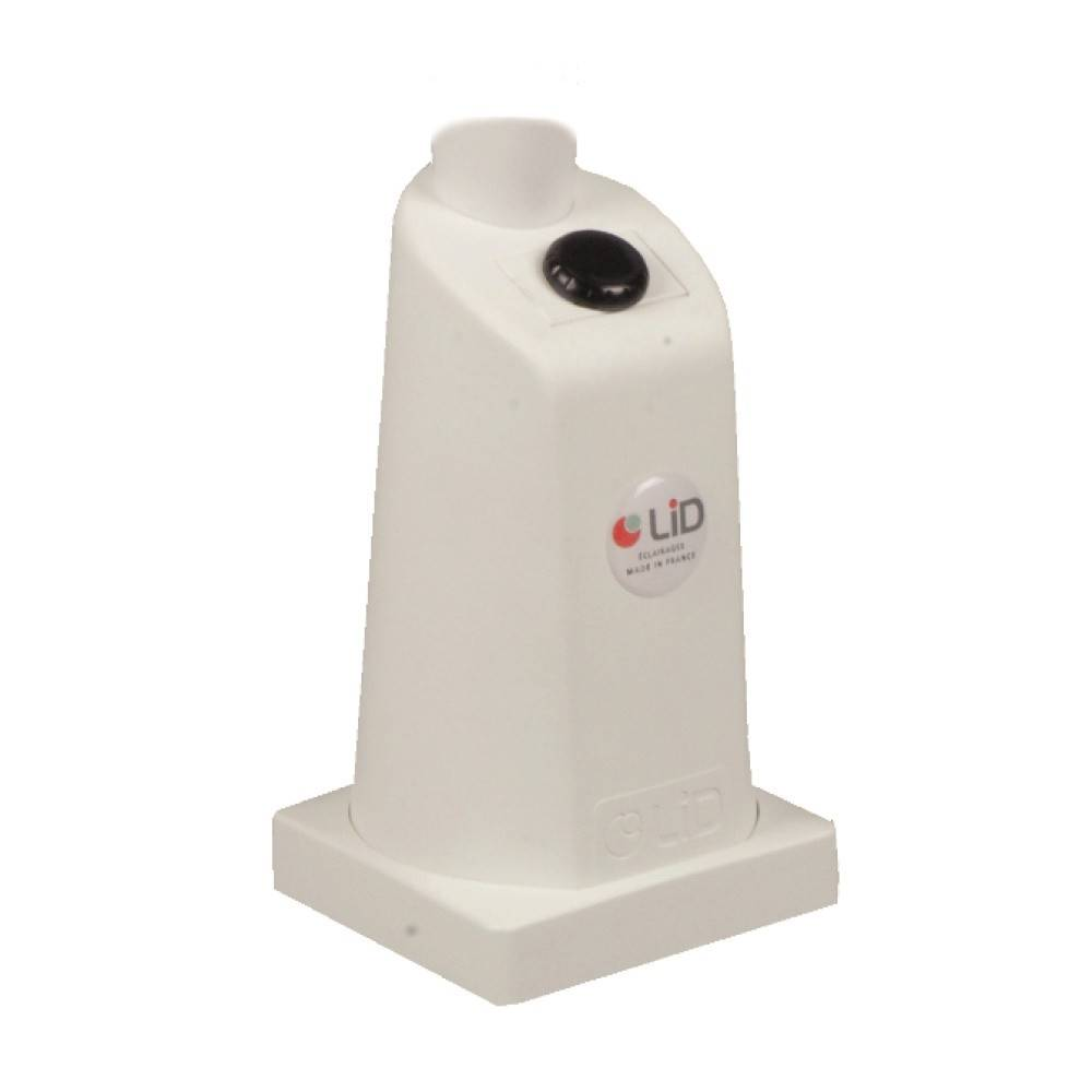 LAMPE INFRAROUGE THERA DUO SUR PIED ROULANT