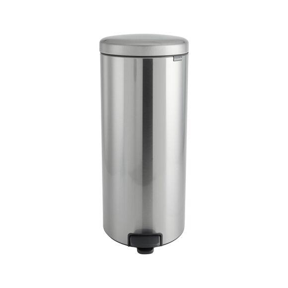 BRABANTIA Poubelle à pédale newIcon 30 litres en inox