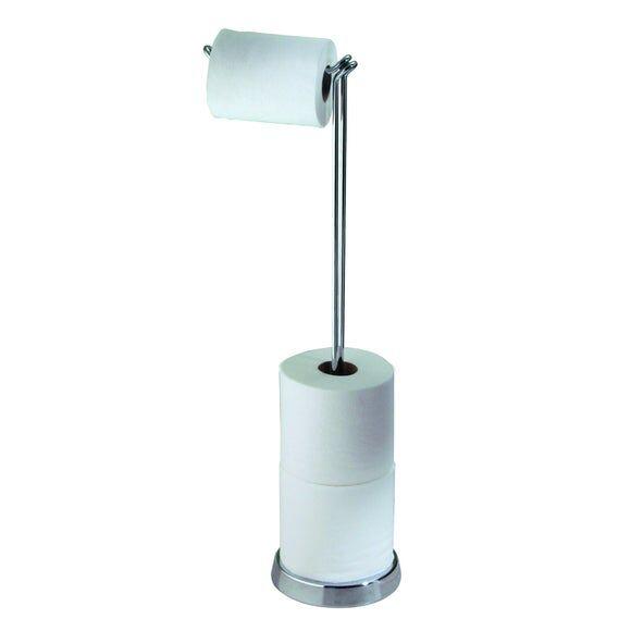 INTERDESIGN Porte papier de toilette blanc