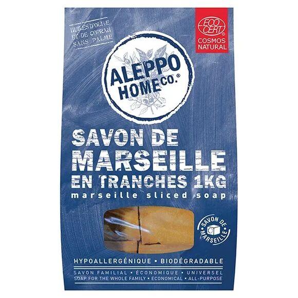 TADE Savon de Marseille en tranches vrac 1kg certifié Cosmos Nat