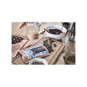 VALRHONA Sac fèves chocolat de couverture blanc Ivoire 35% 1KG - Publicité
