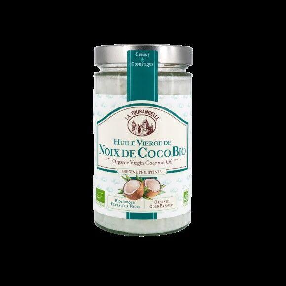 Pas de marque Huile vierge Noix de coco Bio 610ml