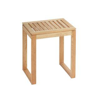 WENKO Tabouret bambou - Publicité
