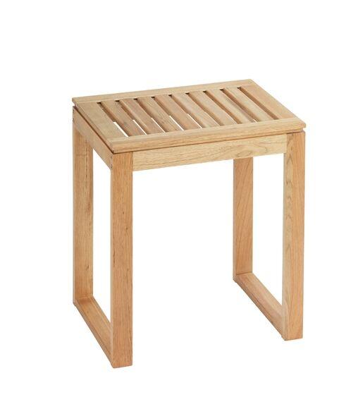 WENKO Tabouret bambou