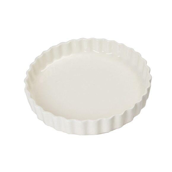 TABLE PASSION Soldes - Moule à tarte en grès 28cm