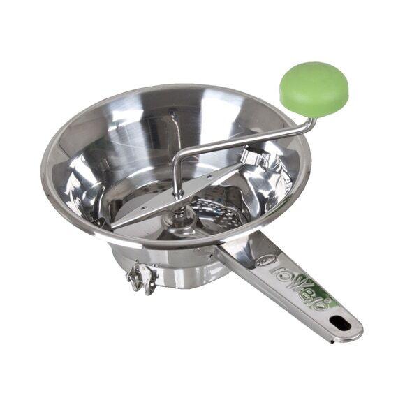 . Moulin à légumes inox Sirio 20cm