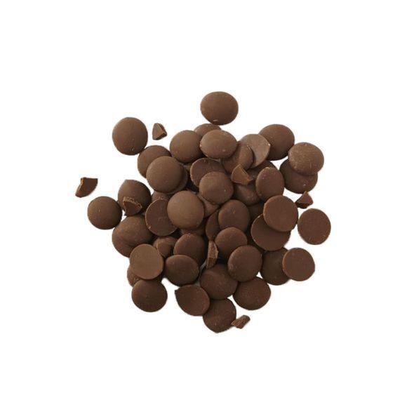 BARRY Chocolat de couverture au lait Alunga en pistoles 1kg