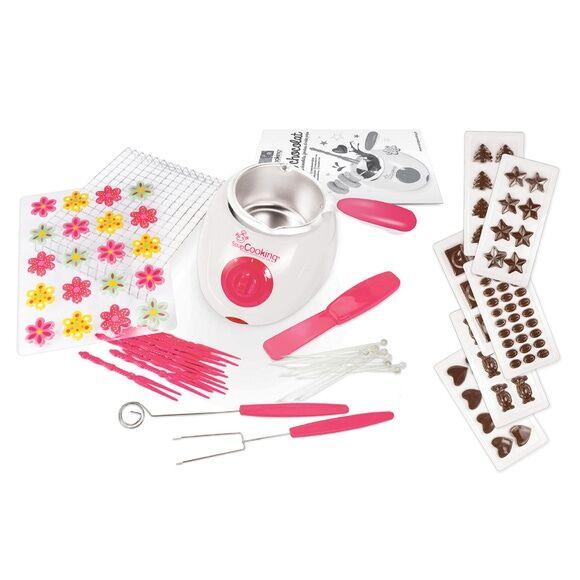 SCRAPCOOKING Kit de pâtisserie Atelier chocolat