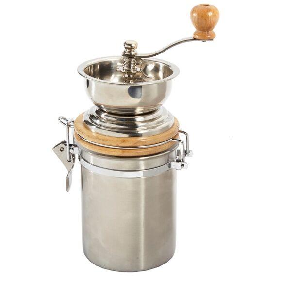 . Moulin à café en inox hermetique 10cm x 14cm