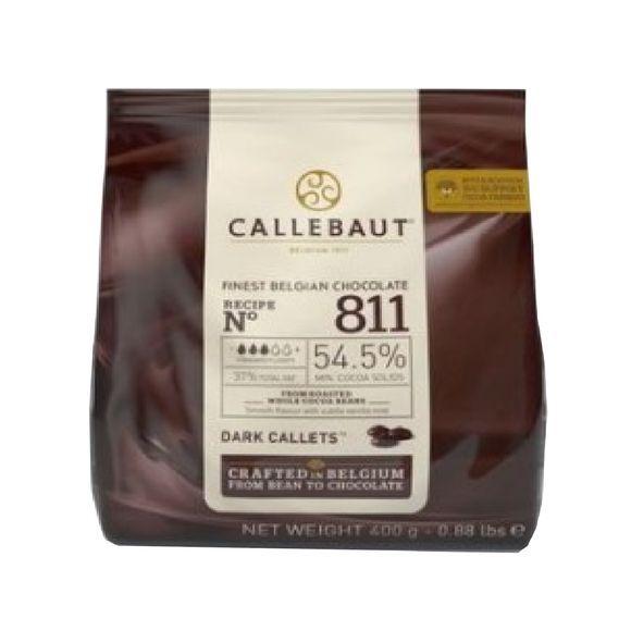 PATISDECOR Chocolat noir de couverture 54,5% cacao 400g