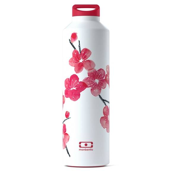 MON BENTO Gourde isotherme 500ml Blossom