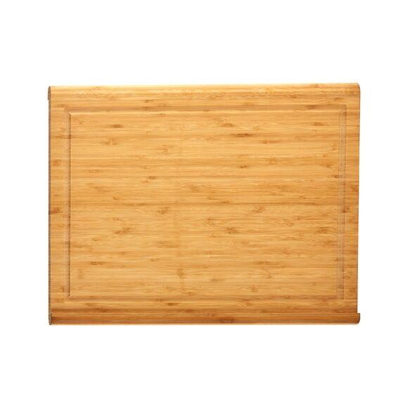 ZELLER Plan de travail en bambou 48x38x3cm