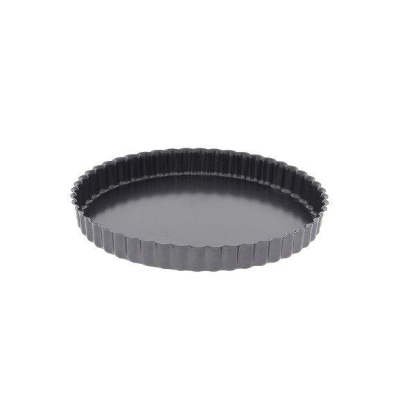DE BUYER Moule à tarte amovible en métal antiadhésif 20 cm