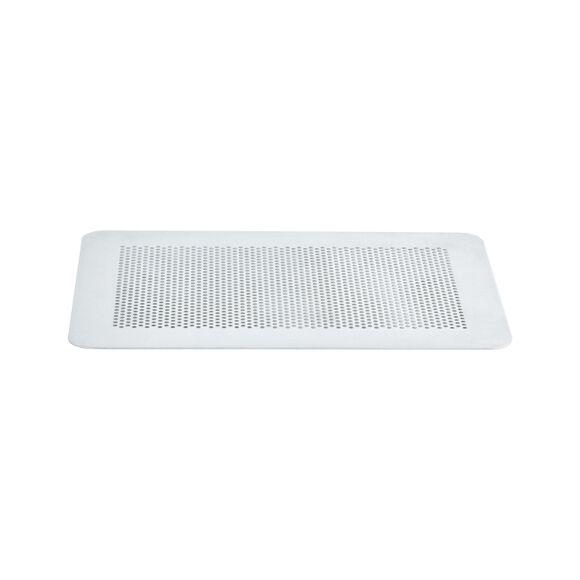 DE BUYER Plaque en aluminium perforée 30x20cm