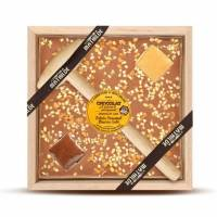 LE COMPTOIR DE MATHILDE Chocolat au lait à casser caramel 400g <br /><b>21.90 EUR</b> Zodio