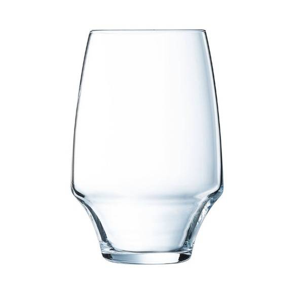 CHEF & SOMMELIER 6 Gobelets transparents Open Up en cristallin 35cl