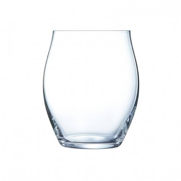 CHEF & SOMMELIER 6 gobelets transparents Macaron en cristallin 40 cl