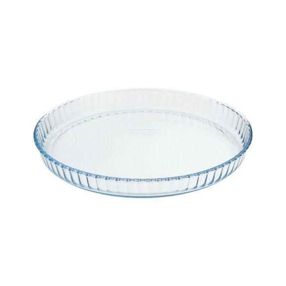 PYREX Moule à tarte en verre 31cm