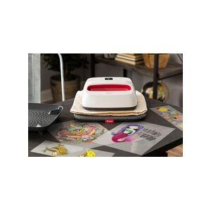 CRICUT EasyPress 2, Format Moyen (23cm X 23cm), couleur framboise - Publicité
