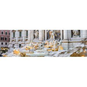 Italie : Rome - Publicité