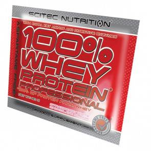 Scitec Nutrition 100% Whey Professional Scitec Nutrition Kiwi Banane unidoses 30 g
