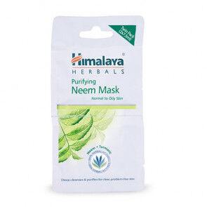 Himalaya Herbals Masque facial Purifiant Neem Himalaya 2 x 7,5 ml (sachets)