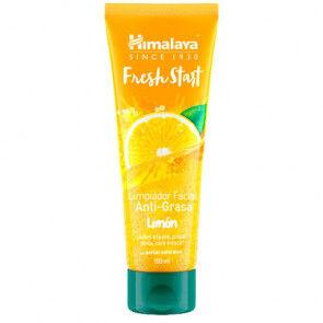 Himalaya Herbals Fresh Start Himalaya Lemon Anti-Fat Facial Cleanser 100ml