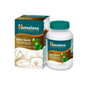 Himalaya Herbals Karela Himalaya Gourde amère Bien-être 60 gélules