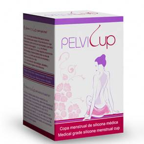 Pelvimax Pelvicup S coupe menstruelle réutilisable et écologique